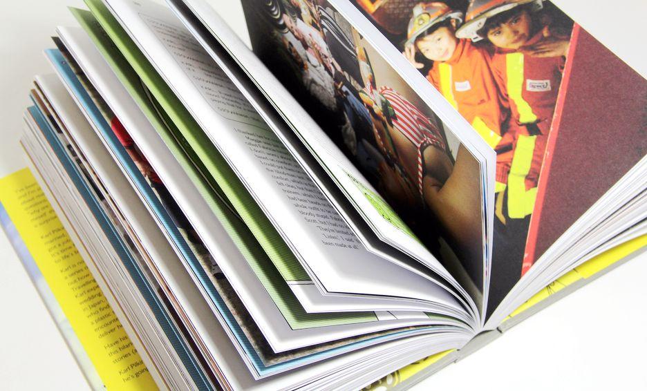 Imprimerie livres jeunesse couleur