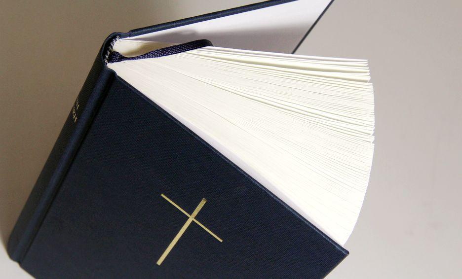 Impression bible papier fin