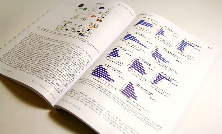 Imprimeur de revue scientifique, académique, technique