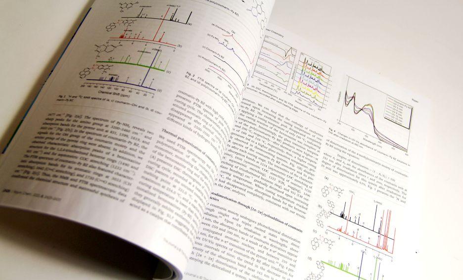 Impression revues scientifiques, techniques