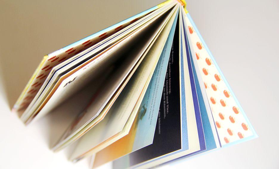 Imprimer livre couleur