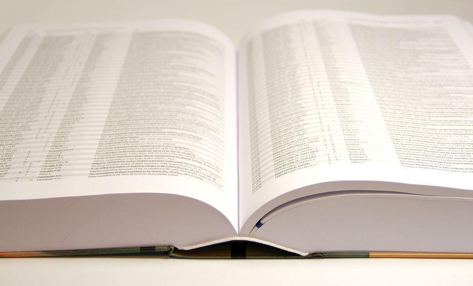 CPI imprimeur de catalogue noir et blanc