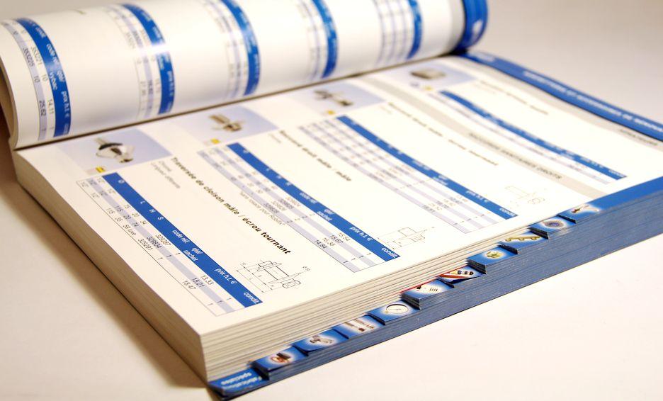 Imprimerie de catalogues