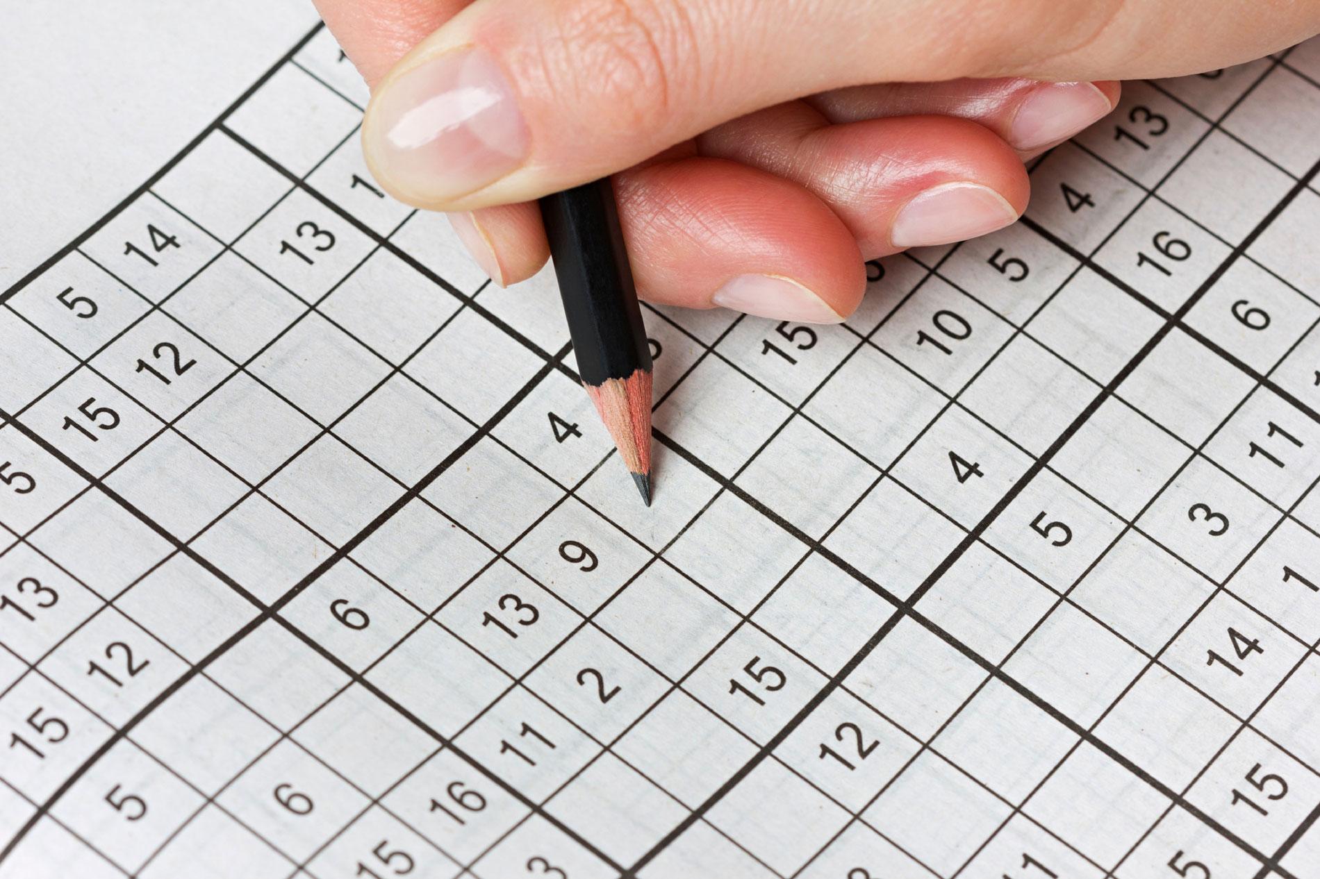 Impression livres jeux sudoku