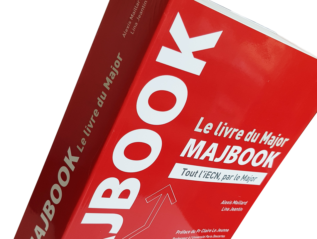 Livre du Major MAJBOOK imprimé